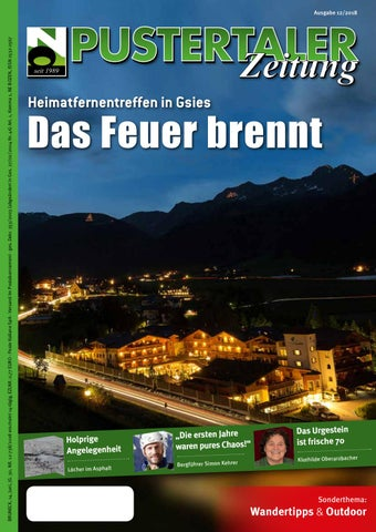 PZ12_14.06.2018 By Pustertaler Medien GmbH   Issuu