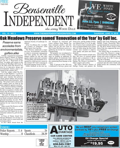 Bi 6 14 18 By Southern Lakes Newspapers Rock Valley Publishing Issuu