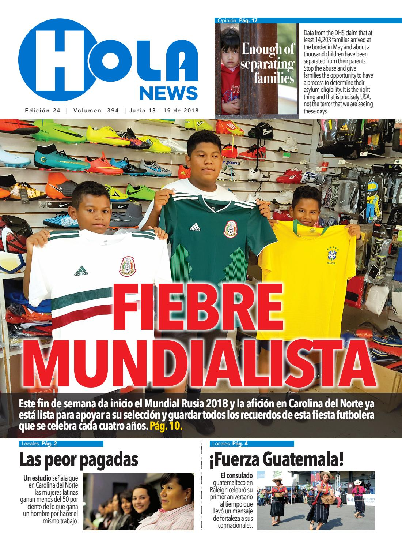 fiebre mundialista by Hola News - issuu