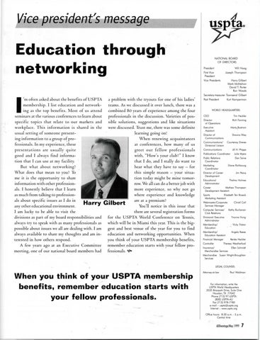 Page 9 of Education through networking