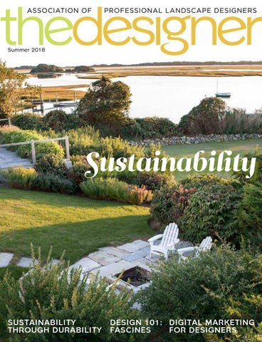 The Designer – Summer 2018 by ociation of Professional ... on woodland garden area, woodland garden trail, woodland garden shade, woodland garden stream,