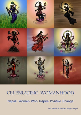 Celebrating Womanhood Nepali women who inspire positive