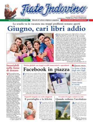 21aba0159e Giugno by Edizioni Frate Indovino - issuu