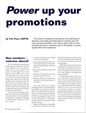Page 24 of Power up your promotions