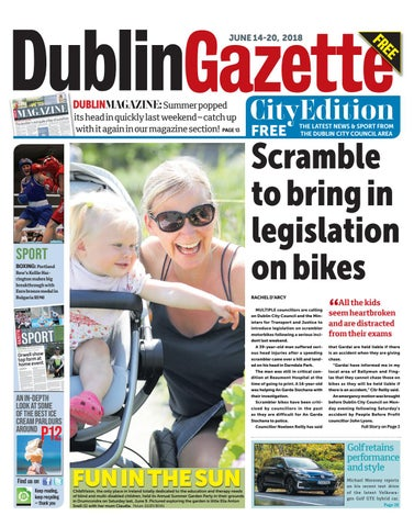 fa91da55640 Dublin Gazette  City Edition by Dublin Gazette - issuu