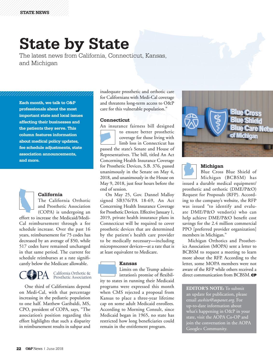 June 2018 O&P News by AOPA - issuu
