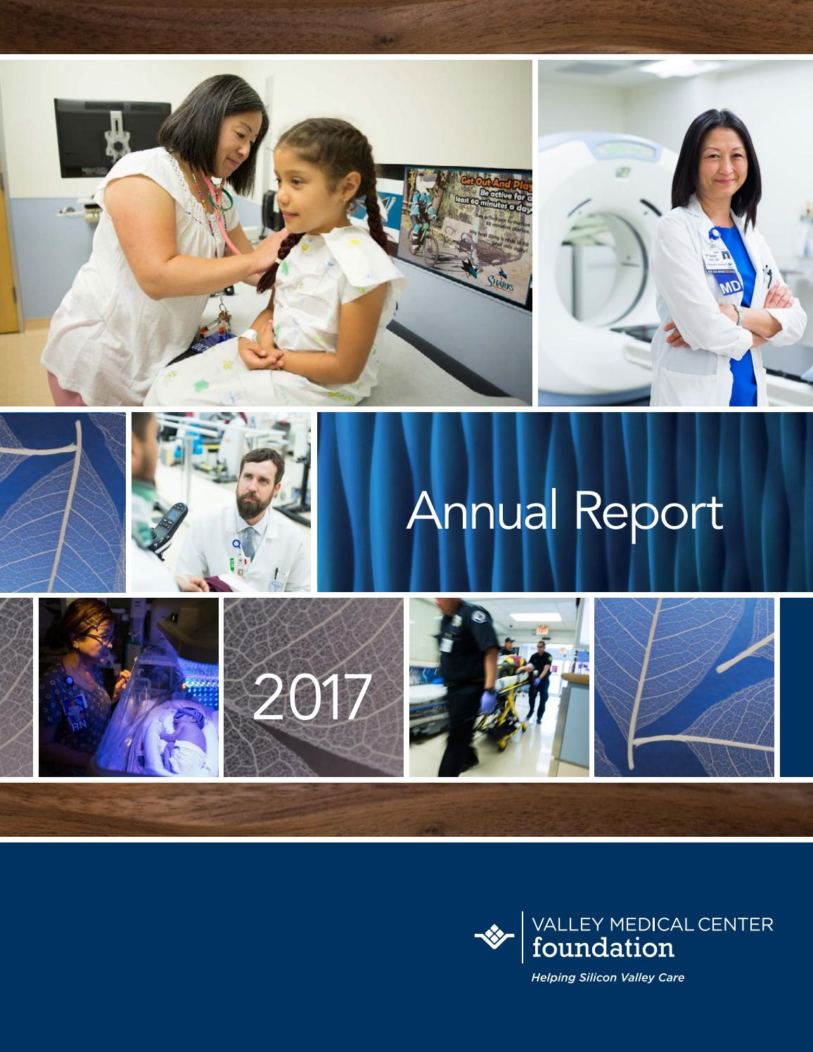 Annual Report 2017 by Michael Elliott - issuu