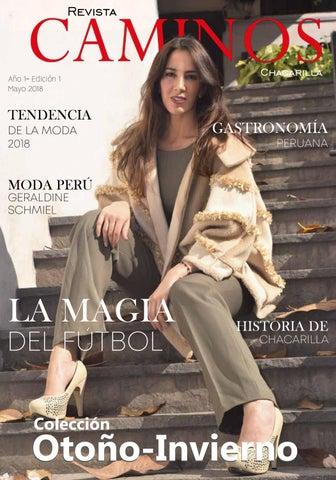 245b90cdc99e Revista Caminos Chacarilla Edición Nro 1 by Luis Linares - issuu