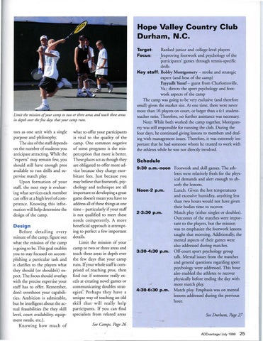 Page 27 of Lure local players with well-planned tennis camps