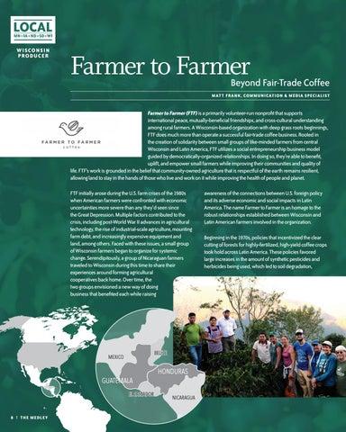 Page 8 of Local Profile: Farmer to Farmer