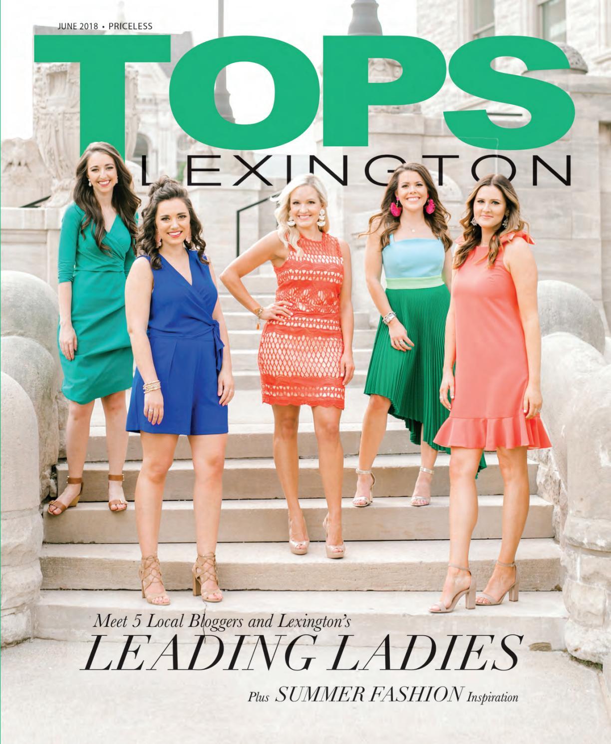 98070f708de71e Tops in Lexington - June 2018 by TOPS Magazine - issuu