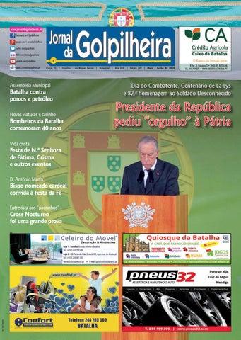 b45ada528 JG 249 Maio Junho de 2018 by Jornal da Golpilheira - issuu