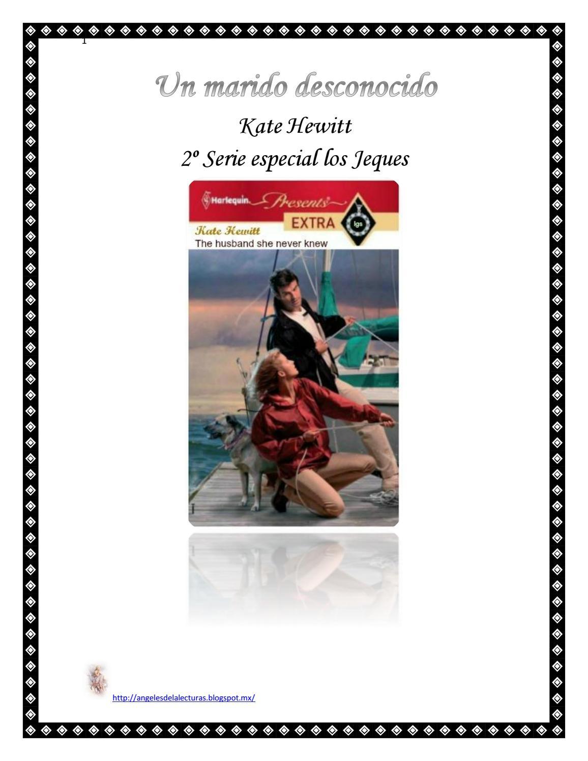 Un marido desconocido (Bianca) Versión Kindle de Kate Hewitt by johanna  vergara calvo perez - issuu