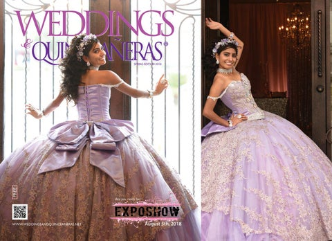 e1772e5715e Weddings   quinceaneras spring 2018 by Weddings   Quinceaneras ...