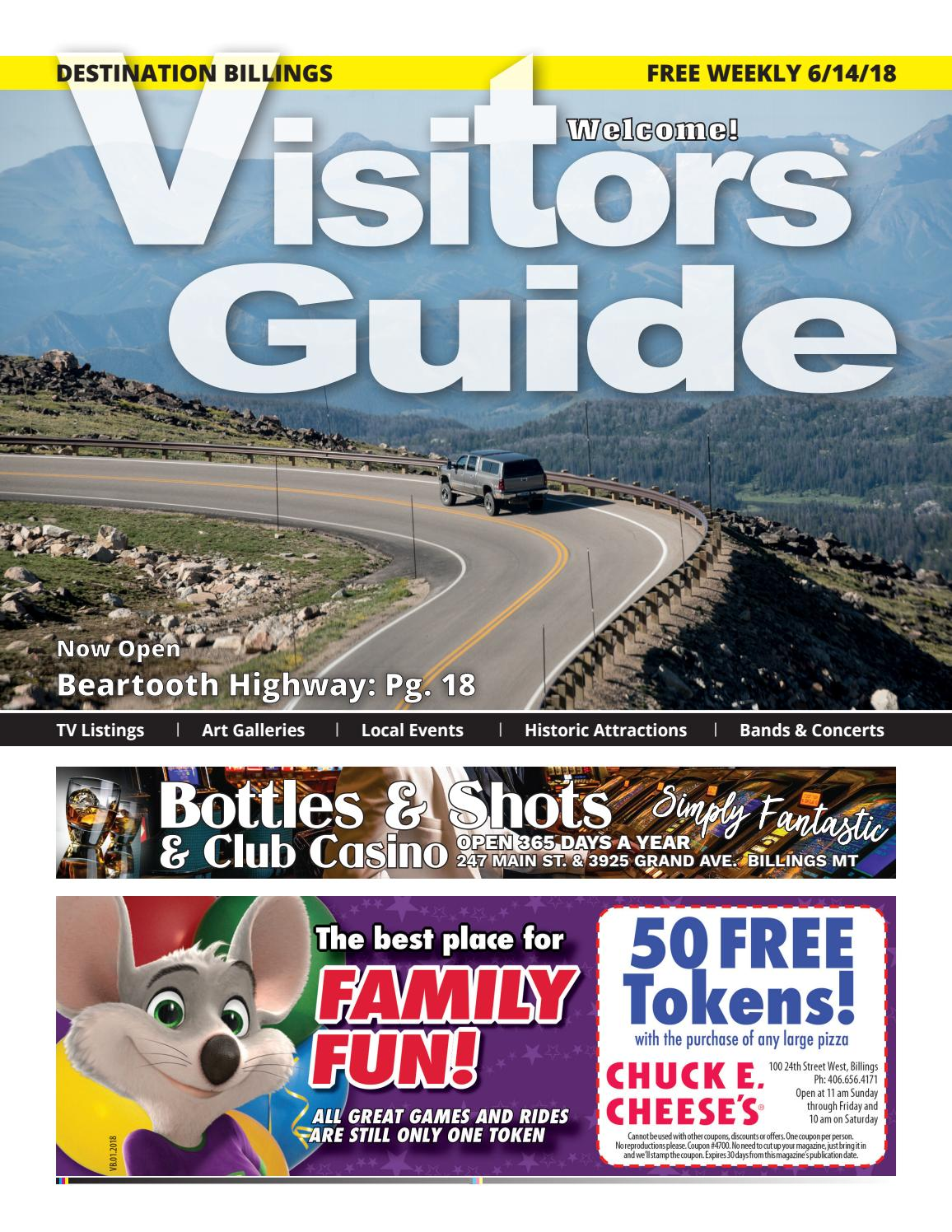 c1b0e5c33b Welcome! Visitors Guide 18-06-14 by Welcome! Visitors Guide - issuu
