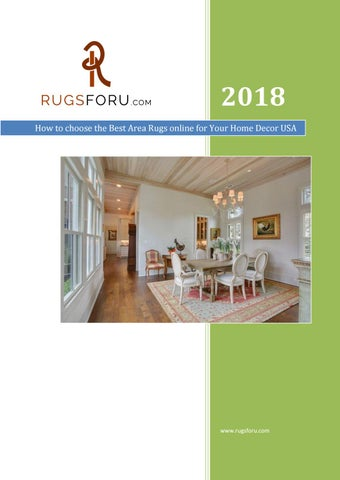2018 How To Choose The Best Area Rugs Online For Your Home Decor Usa