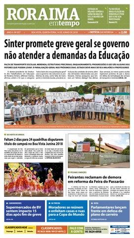 Jornal roraima em tempo – edição 957 by RoraimaEmTempo - issuu 3c471a6b4b9eb