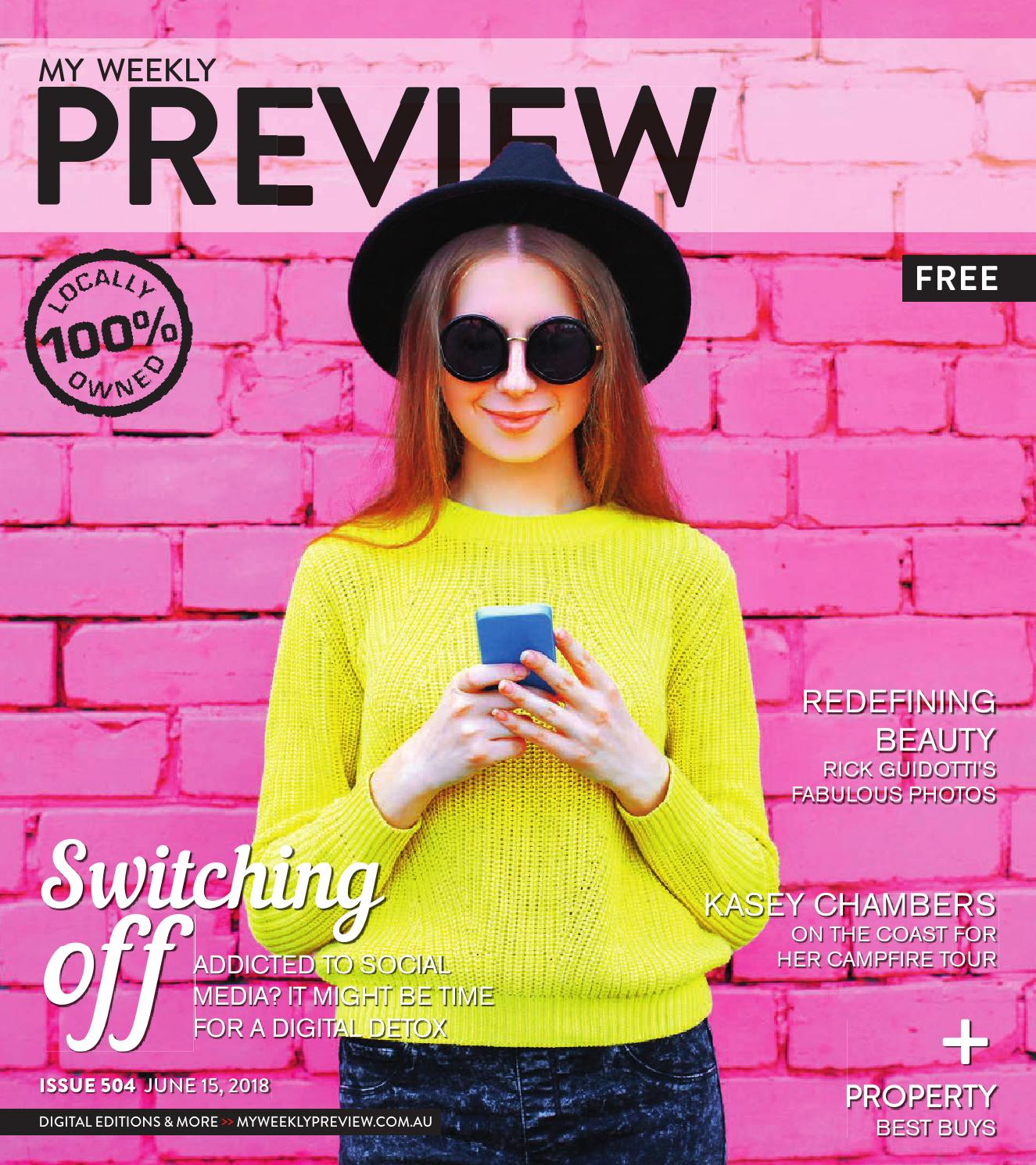 My Weekly Preview Issue 504 by My Weekly Preview issuu