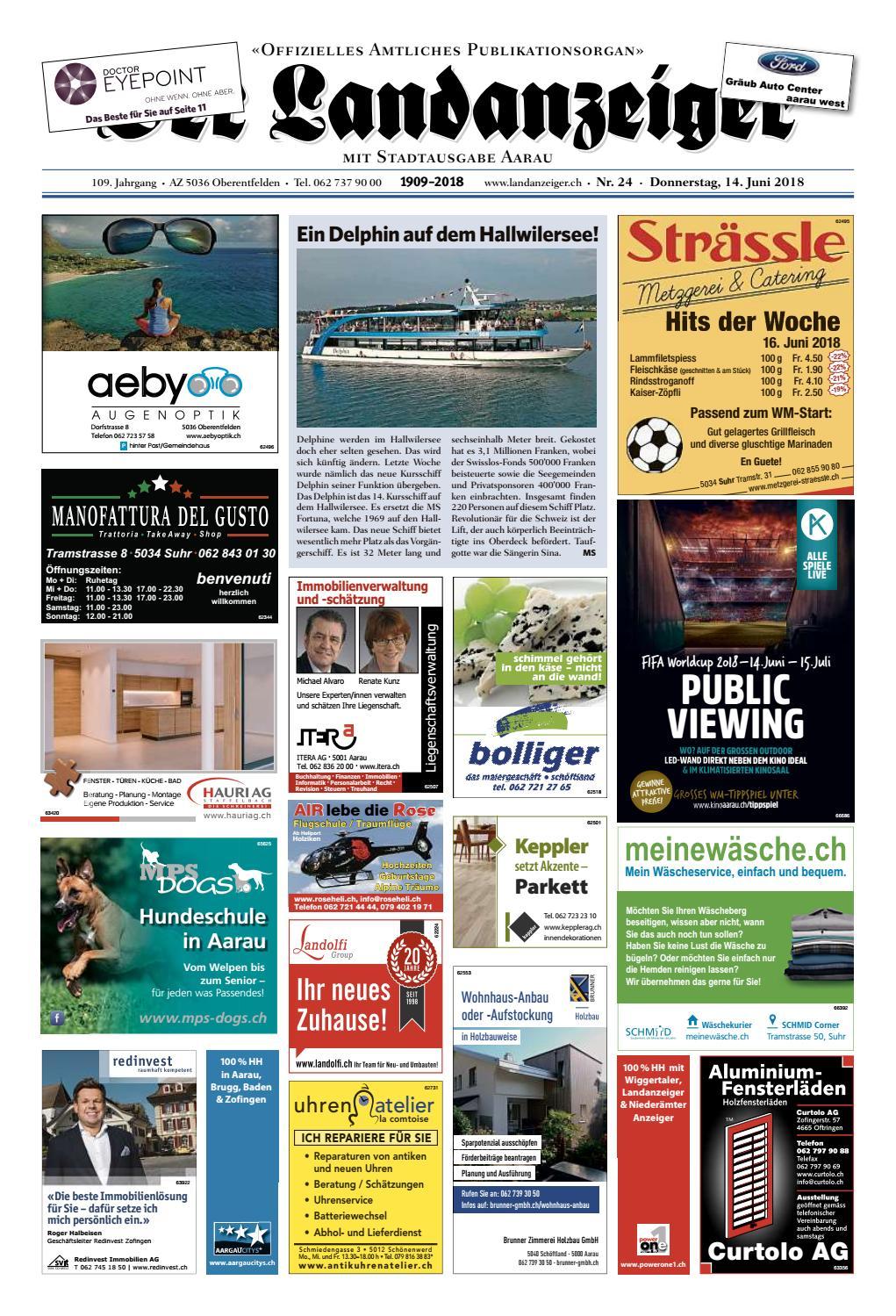 Der Landanzeiger 2418 by ZT Medien AG issuu