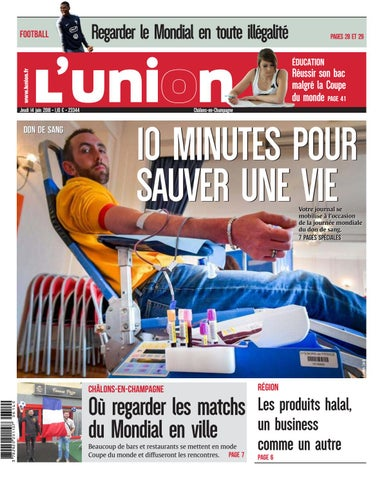 a472465f46 20180614 uni journal chalons by VDN - issuu