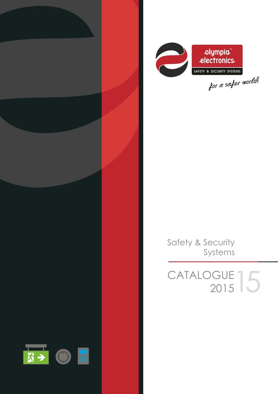 Olympia Electronic Catalogue 2015 By Led World Issuu 24v05a Regulated Power Supply Circuit Powersupplycircuit