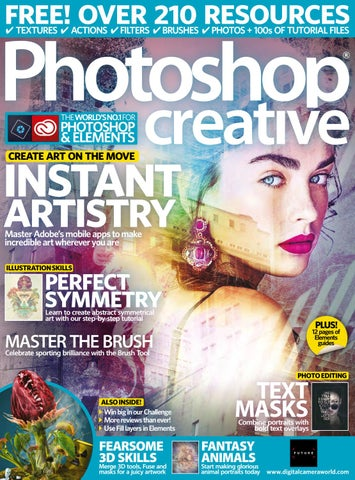 Photoshop Creative 167 (Sampler) by Future PLC - issuu