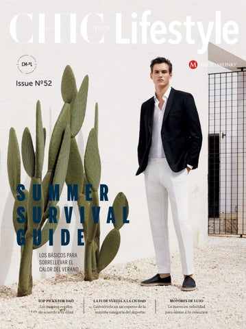 516fd3e90 Chic Lifestyle Nacional, núm. 052, jun/2018 by Chic Magazine CdMx ...