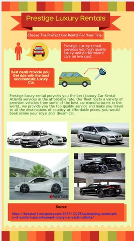 Exclusive Collection Of Exotic And Luxury Car Rental In