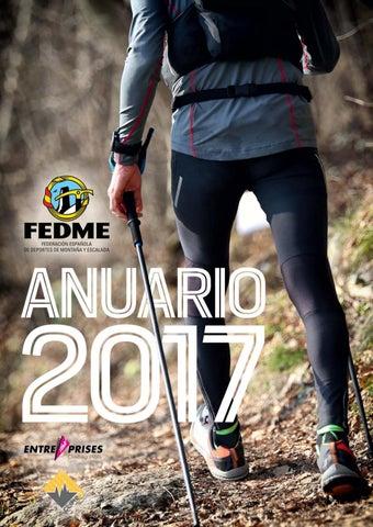 02d1eba18f Anuario FEDME 2017 by FEDME - issuu