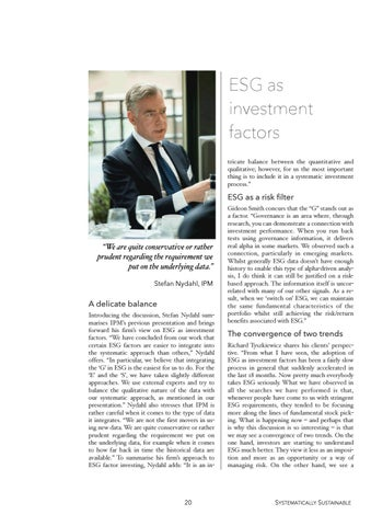 Page 21 of ESG as Investment Factors