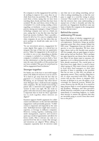 Page 29 of Impact Through Engagement