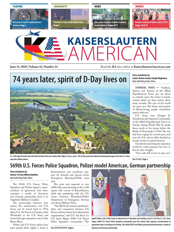 kaiserslautern american june 15 2018 by advantipro gmbh issuu