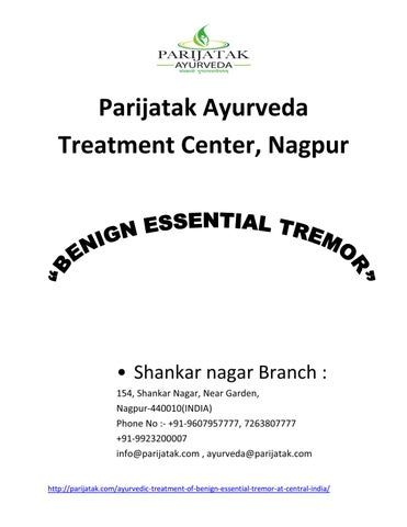 Benign Essential tremor by parijatak - issuu