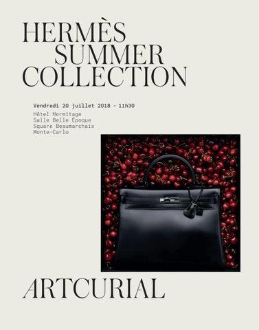 c42217b44fb Hermès Summer Collection by Artcurial - issuu