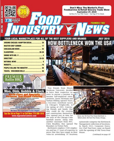 low priced c7e8e 27d3b Food Industry News july 2018 web edition by FoodIndustryNews - issuu