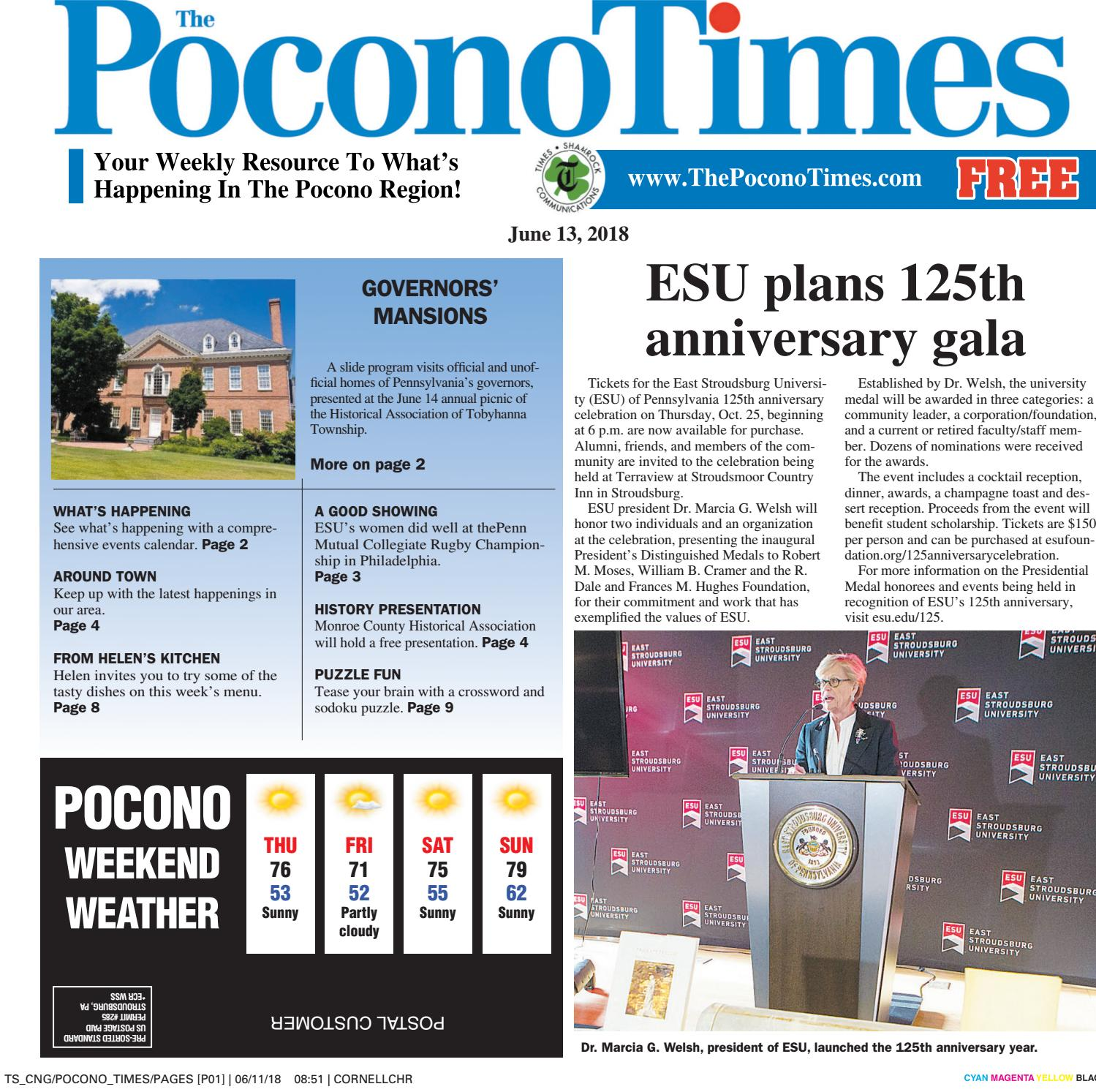 The Pocono Times--06-13-18 by CNG Newspaper Group - issuu