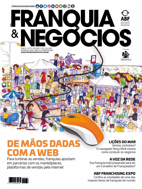Franquia   Negócios nº 79 by Editora Lamonica Conectada - issuu eb79e19a54828
