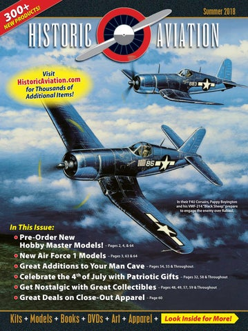e8676873 Historic Aviation - Summer 2018 by Historic Sales - issuu