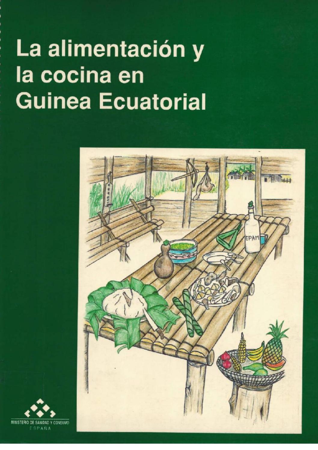4cf95e33cacc La alimentación y la cocina en Guinea Ecuatorial by Centro Cultural ...