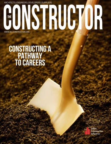 Page 1 of The Constructor Magazine | Issue 2