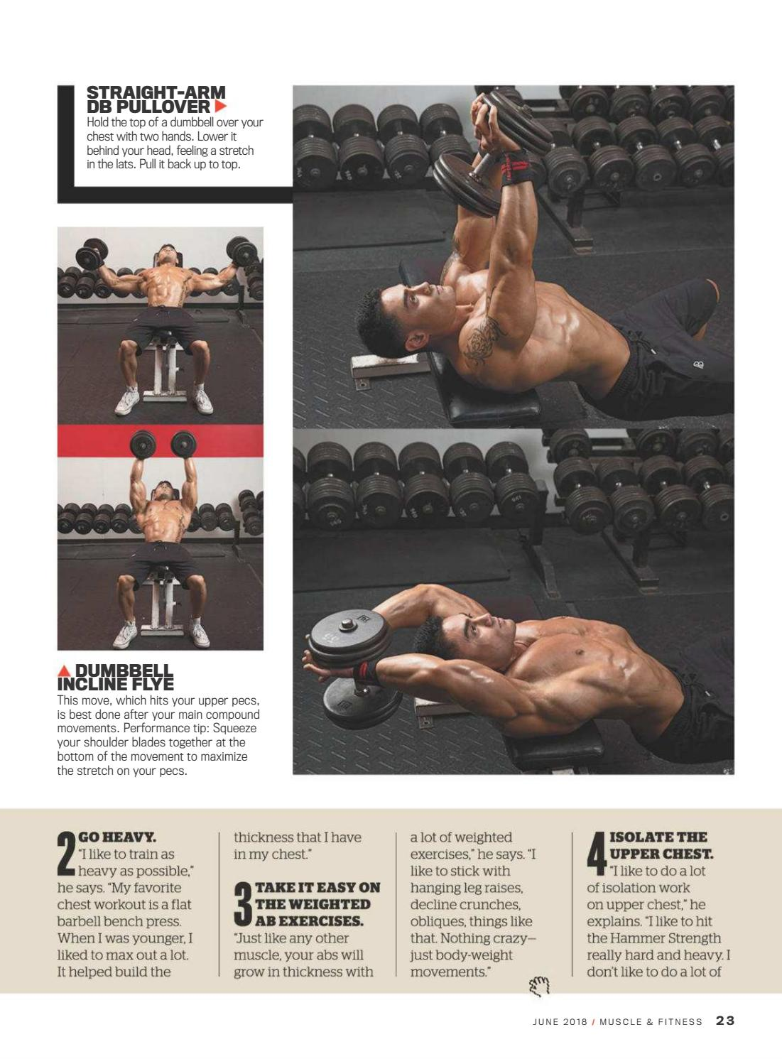 Muscle fitness usa june 2018 by nguyenducthanhminh - issuu