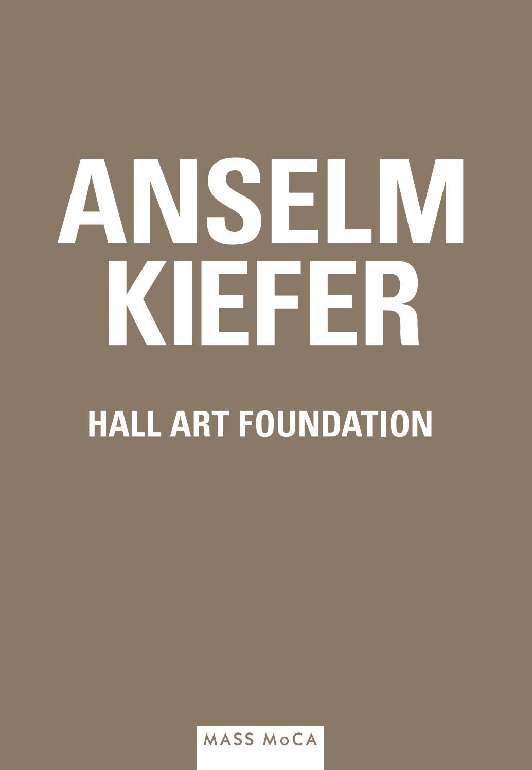 Anselm Kiefer By Mass Moca Issuu Built Wiring Diagram