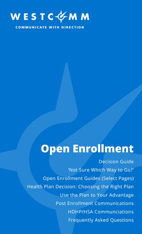 Page 2 of Open Enrollment