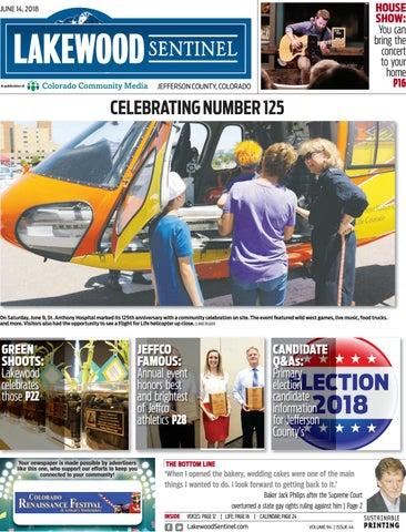Lakewood Sentinel 0614 By Colorado Community Media Issuu