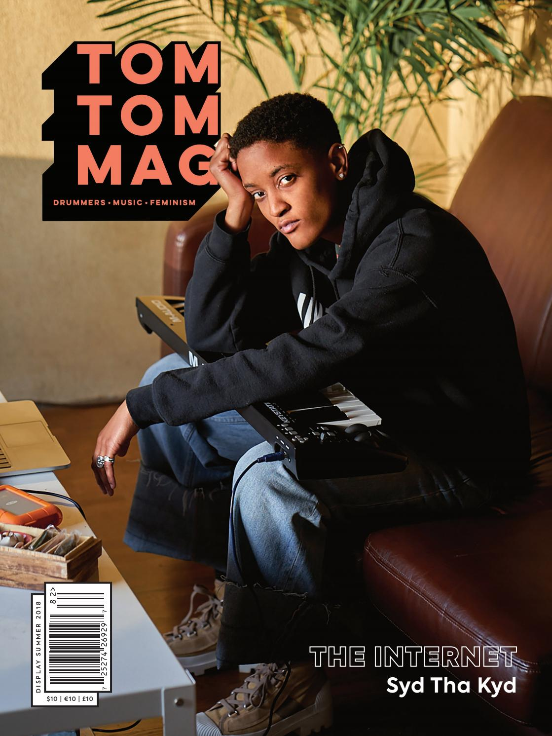 Tom Tom Magazine Issue 21: The Girl Band Issue by Tom Tom