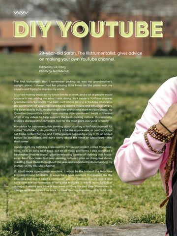 Page 16 of DIY YouTube