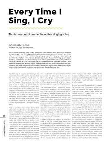 Page 28 of Every Time I Sing I Cry