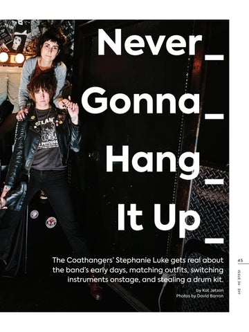Page 45 of Never Gonna Hang It Up