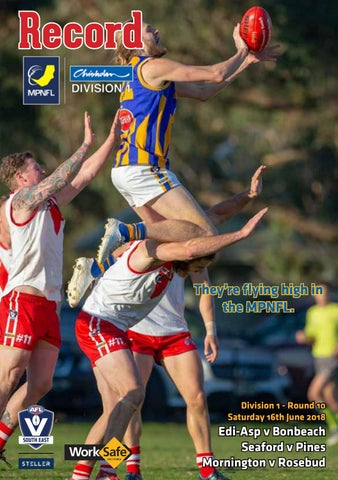 25fbb5455 Mpnfl record week 10 web june 16 by AFL South East - issuu