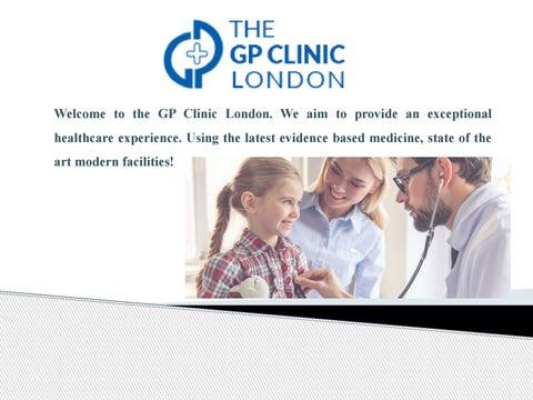 Private sexual health clinic london